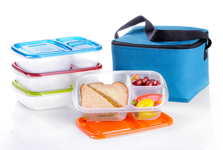 Easy Lunch boxes System Top Choice
