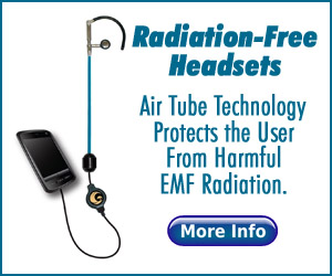 Radiation-Free Headsets