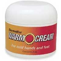 Warm Cream for cold hands