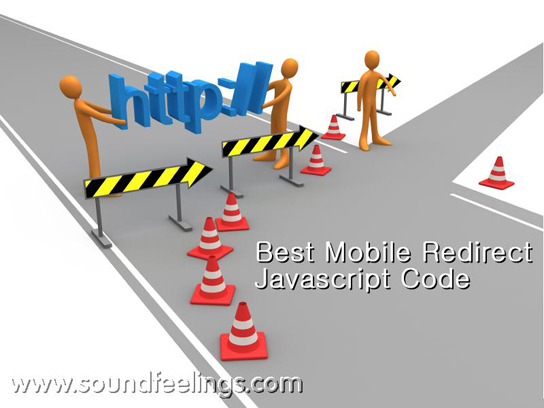 Best Mobile Redirect Javascript Code
