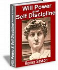 Will Power and Self Discipline