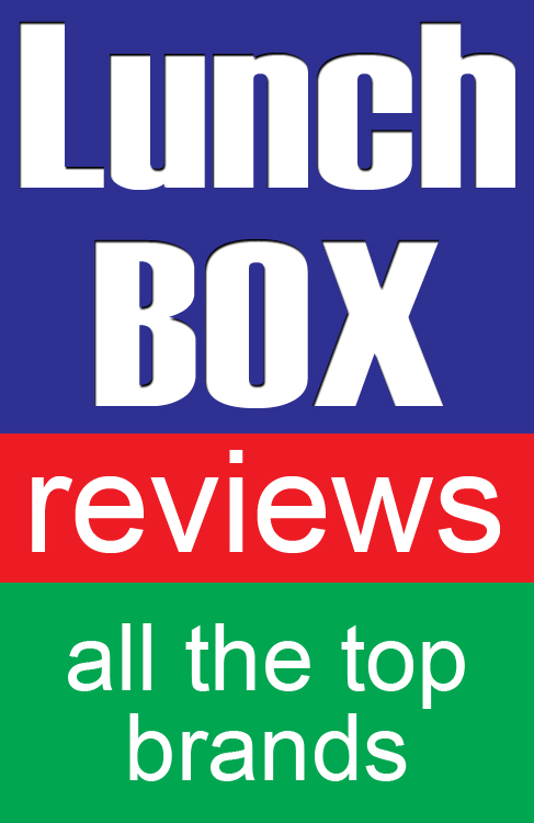 All the best lunchboxes - ratings and reviews  http://www.soundfeelings.com/free/lunch_box_reviews.htm