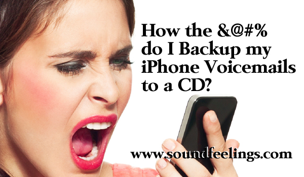 iPhone Voicemail Backup Service